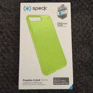 SPECK case for iPhone 6/6s and/or 7 PLUS